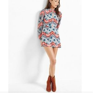 Express long sleeve romper
